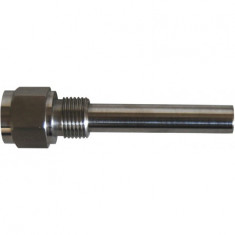 "Doigt de gant inox 1/2"" (15/21) - Longueur 110 mm - Plongeur 100 mm - Sferaco"