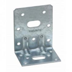 Équerre renforcée acier pré-galvanisé E6/2,5