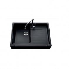 Évier de cuisine Céramique SIRO - L 1000 x l 490 x P 200 mm ...