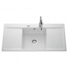Évier de cuisine polaris mat FIRST CLASS - L 1060 x l 510 x P 200 mm - sous-meuble 50 cm - Aquatop