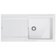 Evier Maris MRK 611-100 Céramique - Blanc Uni - Franke 587901