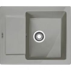 Evier Maris MRK 611-62 Céramique - Gris perle mat - Franke 906351