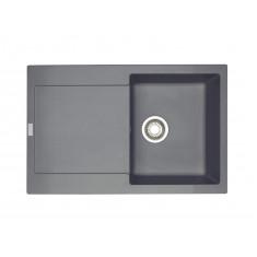 Evier MARIS FRAGANIT MRG611-78 Graphite (sous meuble 45cm) 780x500x205mm