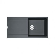 Evier MARIS FRAGANIT MRG611-97 Graphite (sous meuble 60cm) 970x500x205mm