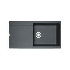 Evier MARIS FRAGANIT MRG611-XL Graphite (sous meuble 60cm) 970x500x200mm