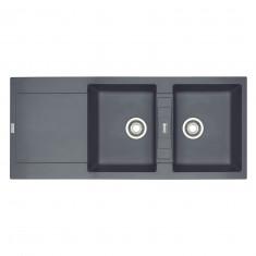 Evier MARIS FRAGANIT MRG621 Graphite (sous meuble 90cm) 1160x500x205mm