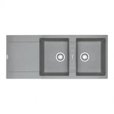 Evier MARIS FRAGANIT MRG621 Stone (sous meuble 90cm) 1160x500x205mm