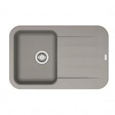 Evier PEBEL FRAGANIT PEG611-78 Stone (sous meuble 45mm) 780x500x200mm