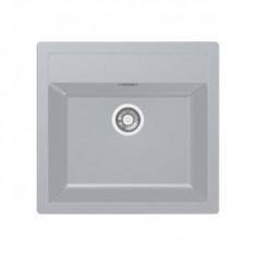 Evier SIRIUS SID610-560 Titanium (sous meuble 60cm) 560x530x200mm