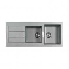 SIRIUS SID621 Titanium (sous meuble 80cm) 1190x510x190/200mm