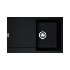 Evier MARIS FRAGANIT MRG611-78 Onyx (sous meuble 45cm) 780x500x205mm