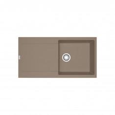Evier MARIS FRAGANIT MRG611-97 Oyster (sous meuble 60cm) 970x500x205mm