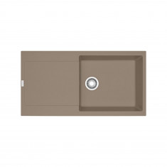 Evier MARIS FRAGANIT MRG611-XL Oyster (sous meuble 60cm) 970x500x200mm