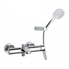 Mitigeur bain-douche avec ensemble de douche ALEXIA - Ramon Soler 3605TR