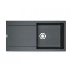 Evier MARIS MRG211-96 Graphite (sous meuble 60cm) 961x491x205mm
