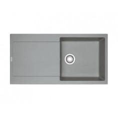 Evier MARIS MRG211-96 Stone (sous meuble 60cm) 961x491x205mm