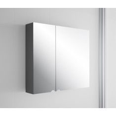 Armoire de salle de bain Graz 740 - Anthracite mat - Salgar 17979