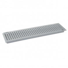 Grille PVC piscine 500x130mm Connecto classe A15 - Nicoll