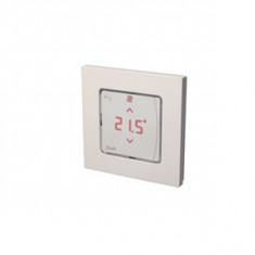 Thermostat d'ambiance filaire Danfoss Icon Display encastré pour plancher chauffant