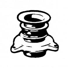 Réducteur pour évier grès Ø60mm