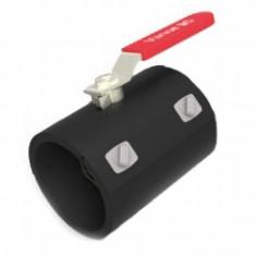 Boîte d'isolation démontable K-Box RBX pour robinet à boisseau sphérique