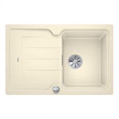 Évier de cuisine Classic Neo 45S - Jasmin - sous-meuble 45 cm - L 780 x l 510 x P 190 mm - Blanco