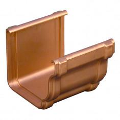 Jonction longue BI-SYTEM PVC BEST carée - effet cuivre