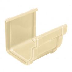 Jonction longue BI-SYTEM PVC BEST carée - sable