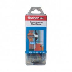Kit de fixation chauffe-eau dans matériaux alvéolaires