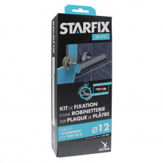 """Sortie de cloison STARFIX PER Ø12 Raccords à Glissement - Femelle 1/2"""" (15/21) pour robinetterie entraxe 150 mm"""