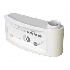 Kit mixte électrique 1000W pour sèche-serviettes - Boîtier digital blanc