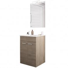 Ensemble meuble de salle de bain MOTRIL 600 - Salgar