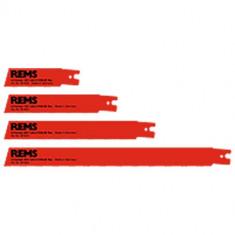 5 x Lame de scie universelle 300 mm pour scie sabre (sauf PUMA VE) - Rems
