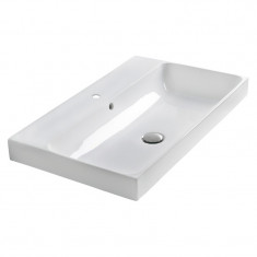Lavabo céramique NORMAL L60xP45XH10cm