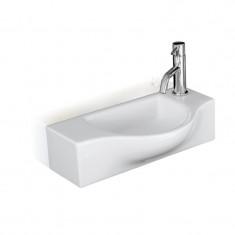 Bâti-support Duofix lavabo - Robinetterie sur gorge