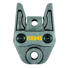 Pince à sertir (Mâchoire) profil V Ø12 pour sertisseuse REMS (Sauf Mini-Press et Eco-Press)