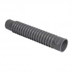 Manchette souple PVC Mâle Femelle Ø32 - Longueur 212mm - Nicoll