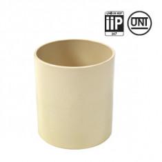 Manchon PVC pour tube de descente Ø100