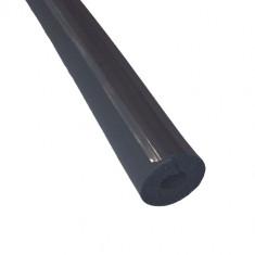 Manchon d'isolation adhésif 2m NF-FEU Rubaflex Clim ép. 13mm x Ø18 Fendu