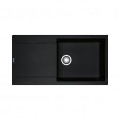 Evier MARIS FRAGANIT MRG611-XL Onyx (sous meuble 60cm) 970x500x200mm
