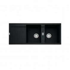 Evier MARIS FRAGANIT MRG621 Onyx (sous meuble 90cm) 1160x500x205mm