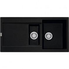 Évier MARIS Fragranit MRG651 - Onyx - 970x500x205/135 mm - Sous-meuble 60 cm - Franke