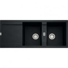Évier MARIS MRG221 - Onyx - 1151x491x205 mm - Sous meuble 90 cm - Franke