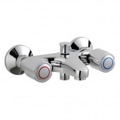 Mélangeur bain-douche NF chromé AKVO - AKV30