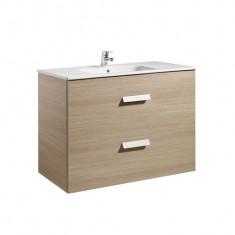 meubleUnik DEBBA 1000 2 portes, lavabo