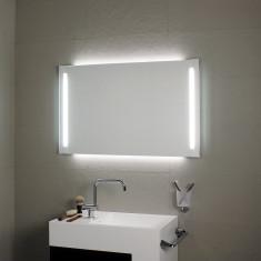Miroir avec éclairage à LED en façade et rétro-éclairage - Koh-I-Noor L459