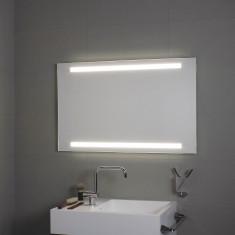Miroir avec éclairage à LED supérieur et inférieur - Koh-I-Noor L4593