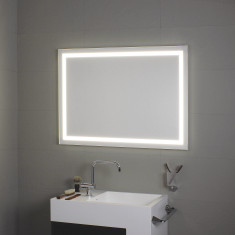 Miroir avec éclairage à LED tout au tour Perimetrale - Koh-I-Noor L4595