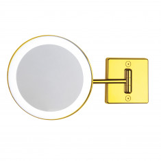 Miroir grossissant à LED alimentation externe IP20 Discolo simple bras - Koh-I-Noor C361