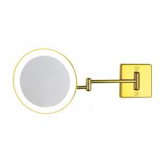 Miroir grossissant à LED alimentation externe IP20 Discolo double bras - Koh-I-Noor C362